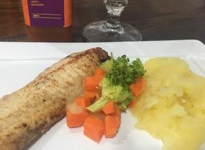 comida ana paula bbb (Foto: arquivo pessoal)