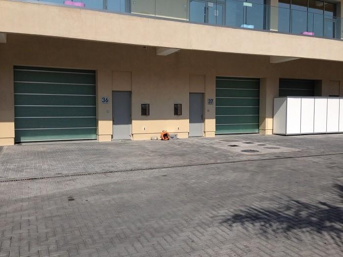 Boxes da Marussia fechados em Abu Dhabi - Voando Baixo