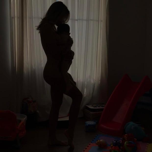 Adriana e Rodriguinho  (Foto: Reprodução / Instagram)