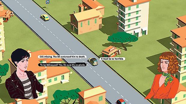 Game Wheels Os Aurelia (Foto: Reprodução)