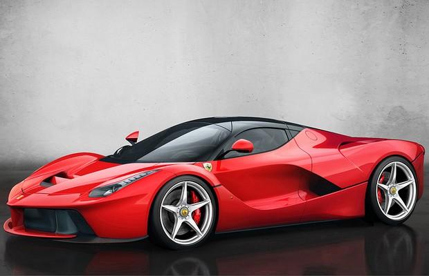 Ferrari LaFerrari (Foto: Ferrari)