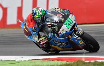Pole na Holanda, Morbidelli é confirmado na MotoGP em 2018