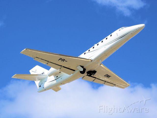Modelo do avião adquirido por Neymar