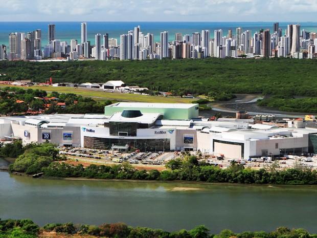 Shopping RioMar Recife (Foto: Divulgação /  Dudu Schnaider)