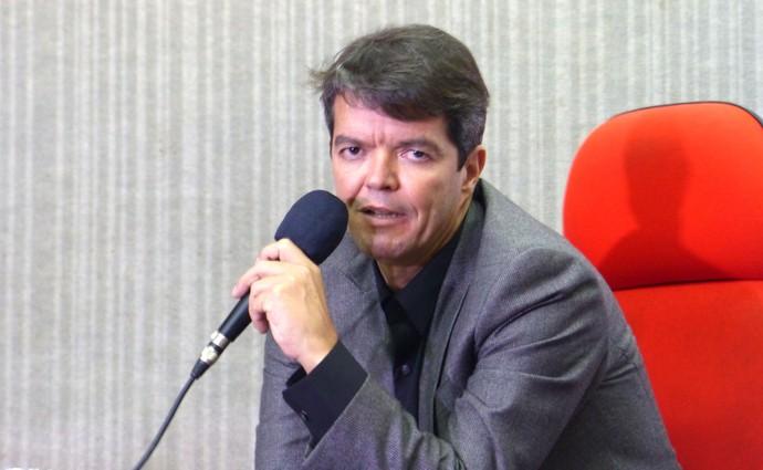 Felipe Ximenes Flamengo (Foto: Fred Gomes)