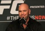 Participação de Ronda no WWE foi sua primeira e última, afirma Dana White