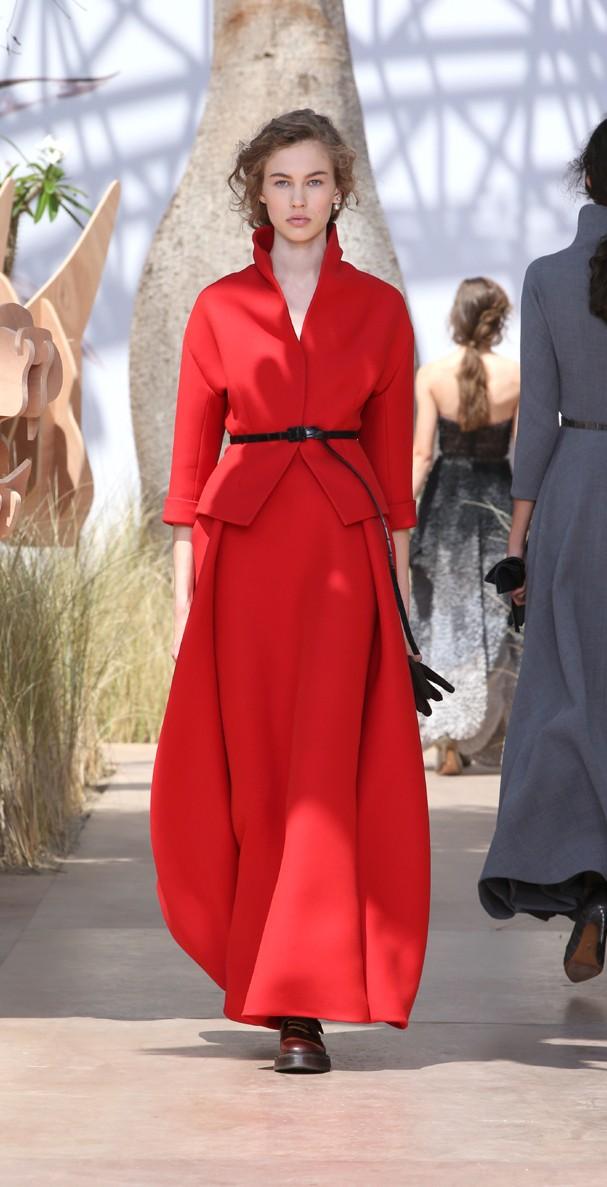 Dior Haute Couture 2018 (Foto: Divulgação/Dior)