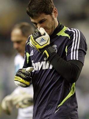 Casillas Real Madrid (Foto: EFE)
