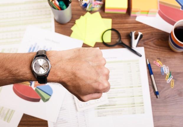 relógio, tempo, prazo (Foto: Thinkstock)