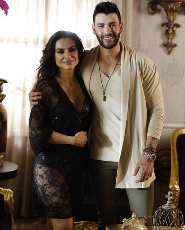 Cleo Pires e Guttavo Lima (Foto: Reprodução/Instagram)
