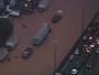 SP - 20h30: Chuvas complicam trânsito nas rodovias da Grande SP