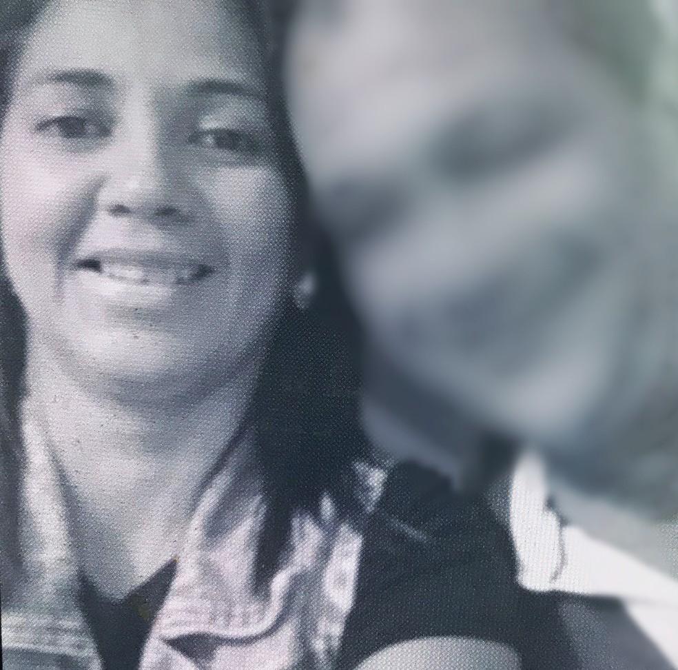 Verônica Oliveira de Brito tinha 40 anos (Foto: Arquivo Pessoal)
