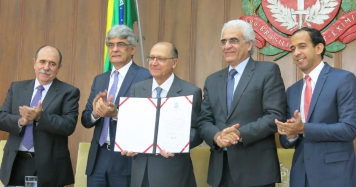 Geraldo Alckmin anuncia avanços do VLT e do SIM da Baixada ... - Globo.com