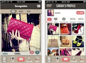 Snapette app (Foto: divulgação)