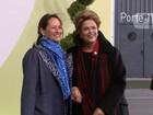 Dilma chega à Conferência do Clima da ONU, em Paris