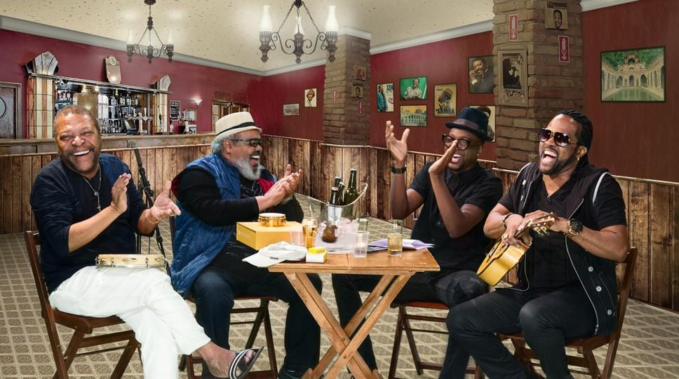 Dia do Samba - TVZ (Foto: Reproduo)