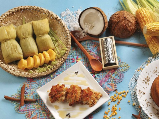 Em Pernambuco, pratos derivados de milho são comuns não apenas em festas de São João. (Foto: Roberta Guimarães/Divulgação)