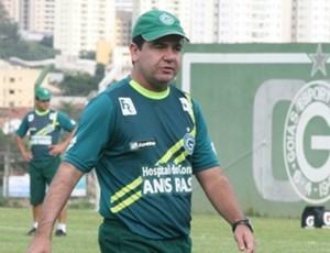 Enderson Moreira, técnico do Goiás (Foto: Rosiron Rodrigues / Goiás E.C.)