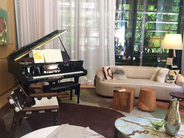 Hotel Rosewood São Paulo revela detalhes do luxo que vai oferecer (Foto: Guilherme Amorozo)
