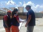 Bombeiros vistoriam estrutura de festas de réveillon em Maceió
