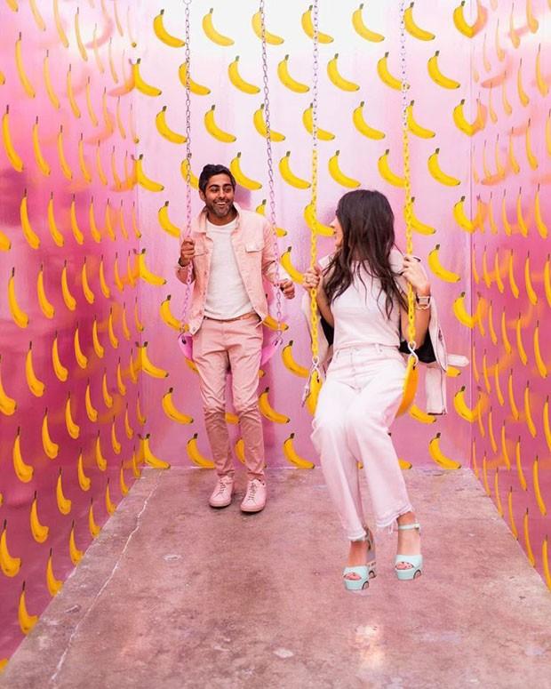 Museu do Sorvete é a nova atração divertida de Los Angeles (Foto: Fotos Reprodução Instagram @museumoficecream)