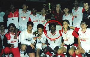 Especial Dener: Écio Pasca, ex-técnico (Foto: Arquivo Pessoal)