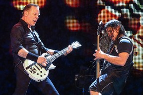 Metallica (Foto: Manuela Scarpa/Photo Rio News)