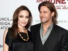 Angelina Jolie e Brad Pitt passam férias com os filhos no Caribe
