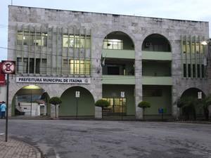 Prefeitura de Itaúna (Foto: PMI/Divulgação)