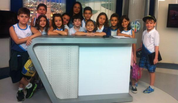 Estudantes (Foto: Deisianne Mendes)