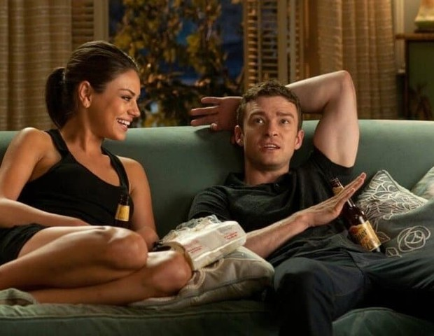 Cenas do filme Friends With Benefits (Foto: Divulgação)