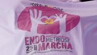 Mulheres fazem Marcha Mundial pela conscientização da endometriose