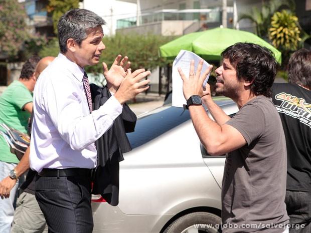 Otaviano Costa (Foto: Salve Jorge/Tv Globo)