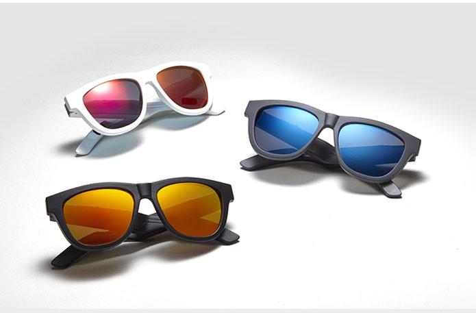 687d66ffd Óculos conta com cinco opções de cores e lentes podem ser trocadas (Foto:  Divulgação/Zungle Panther)