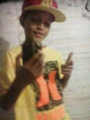 Menino foi morto pelo padrasto em Santos, SP (Foto: Reprodução / TV Tribuna)