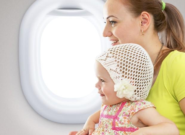 avião; viagem (Foto: Thinkstock)