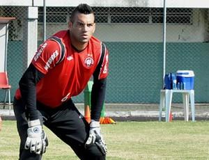 Weverton, goleiro do Atlético-PR (Foto: Gustavo Oliveira/Site Oficial do Atlético-PR)