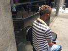 'Ódio deles eu não tenho', diz vítima de homofobia em Curicica, no Rio