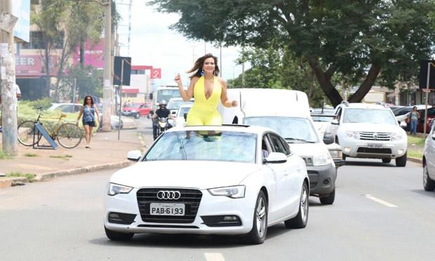 Geisy Arruda (Foto: Thais Aline / Ag. Fio Condutor /Divulgação)