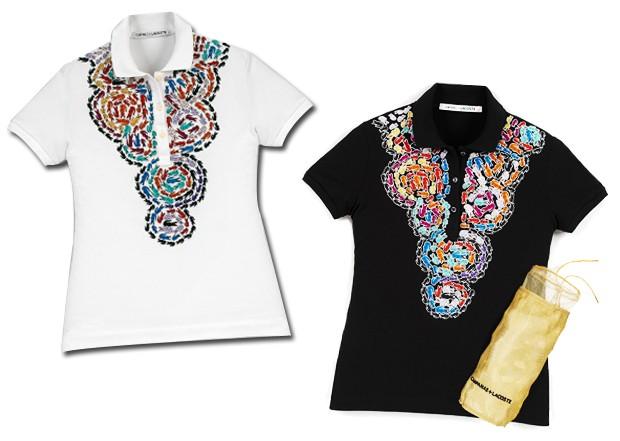 Irmaos Campana Assinam Edicao Limitada De Polos Para Lacoste Vogue
