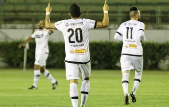 Jonathan culpa falta de sorte por gol perdido no último minuto contra o Avaí