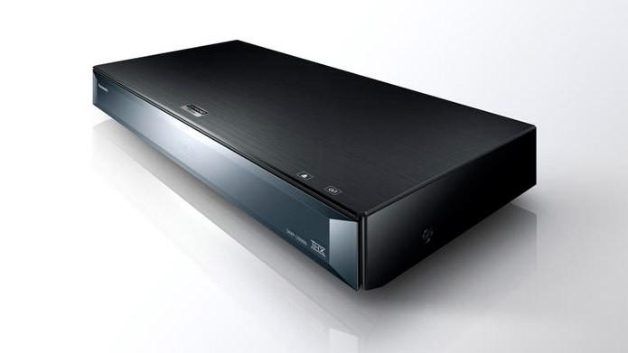 Panasonic DMP-UB900 já foi lançado, mas ainda é difícil de ser encontrado (Foto: Divulgação/Panasonic)