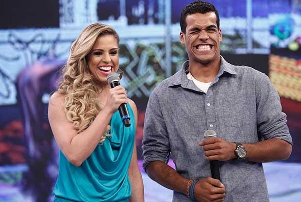 Marcello conta que gostou de dançar a valsa e foi chamado de príncipe pela sobrinha (Foto: Inácio Moraes/ Gshow)