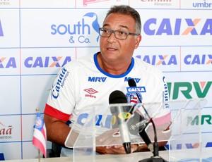 Luiz Sapucaia; Bahia (Foto: Felipe Oliveira/Divulgação/EC Bahia)