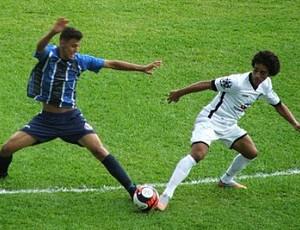 São Carlos x Rio Branco-ES, pela Copa SP 2017 (Foto: Rovanir Frias/Assessoria SCFC)