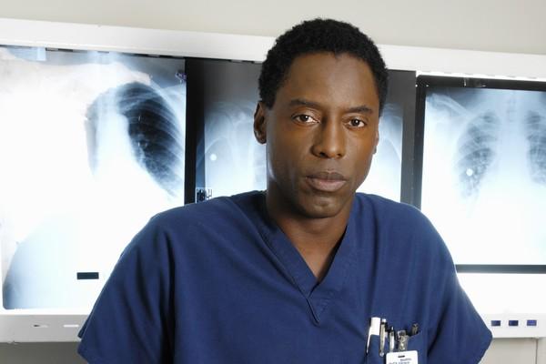 Isaiah Washington em 'Grey's Anatomy' (Foto: Divulgação)