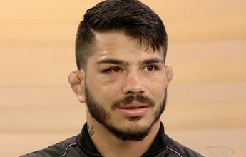 Erick Silva quebrou dois ossos da face na vitória sobre Luan Chagas no UFC