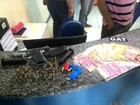 Bandidos que assaltaram casa da prefeita de Bom Jesus, RJ, são presos