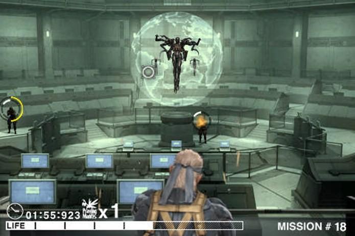 Metal Gear Solid Touch desapontou tanto quem tinha como quem não tinha iPhone (Foto: Divulgação)