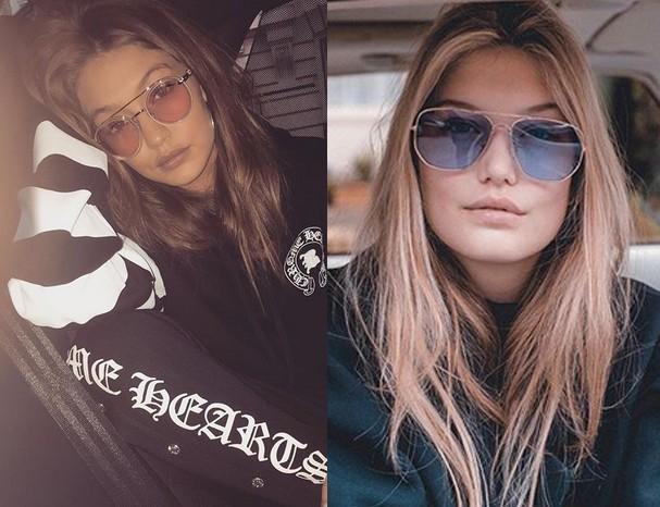 Gigi Hadid X Izzy (Foto: Instagram/Reprodução)